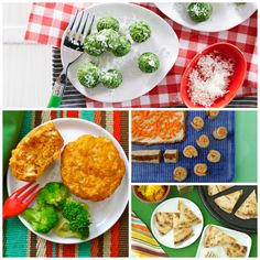 6 super easy foods for toddlers to hold  Spinach gnocchi  Quesadillas  Meatloaf  Breakfast cookies