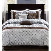 Found it at Wayfair - Crosby 7 Piece Comforter Set