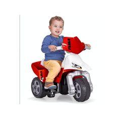 MOTO INFANTIL FEBER TRIMOTO URBAN 6V ELÉCTRICO NIÑOS. 800009607, IndalChess.com Tienda de juguetes online y juegos de jardin
