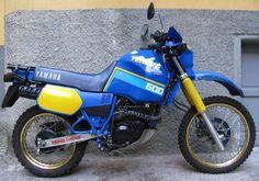 1987 Yamaha Tenerè 600