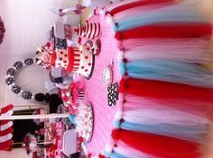 Olivia the Pig Birthday Party Extravaganza