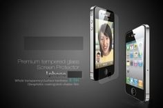 iPhone5 näytönsuojalasi