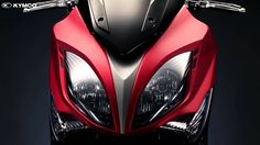 2016 #Kymco Xciting 400i ABS Walkaround Promotional Video