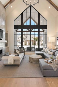 Living Room Ideas- 30 Most Important Three Rules to Know for Your Free Living Room Decor 2019 – Page – Diy Interior Design Dream House Interior, Dream Home Design, My Dream Home, Home Interior Design, House Design, Design Design, Design Ideas, Interior Designing, Interior Modern