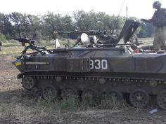 Обзор боевого применения БМД в конфликте на востоке Украины - bmpd
