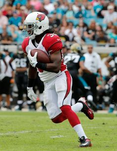 Cards' Andre Ellington says getting his dreadlocks ripped out on a play didn't hurt - Yahoo Sports