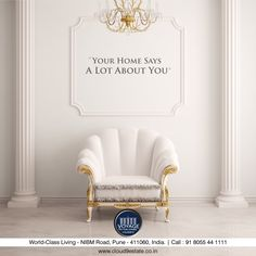 When in New Home! Voyage to the Stars by Cloud9. To know more- www.cloud9estate.co.in #luxury #homes #apartments #NIBM #Pune.
