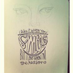 ©sandi devenny #doodling #sandidoodles #illustration #words #inspiration #lettering #handlettering #smile