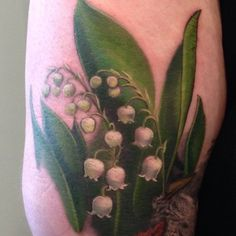 Lily of the Valley. Butterfat Studios