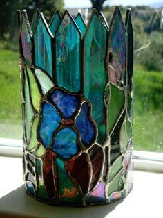 Floral Vase/pencil holder