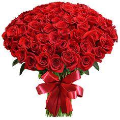Beautiful Roses Bouquet, Beautiful Flowers Photos, Pretty Flowers, Colorful Flowers, Red Bouquet Wedding, Red Rose Bouquet, Red Rose Flower, Birthday Wishes Flowers, Happy Birthday Flower