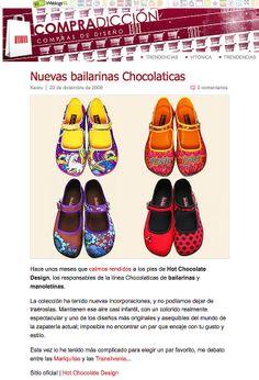 Blog Trendencias Shopping - 2008 - Madrid #design #hotchocolatedesign #moda #hcd