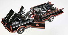 Batmobile 1966 by Hot Wheels
