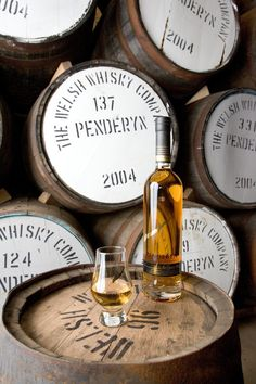 Neil Burchell top man at Penderyn Whisky Seo And Sem, Single Malt Whisky, Bourbon Whiskey, Wine Time, Distillery, White Wine, Whiskey Bottle, Liquor, Drinking