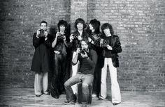 The Rolling Stones with Ken Regan