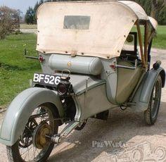 1912 AC Sociable