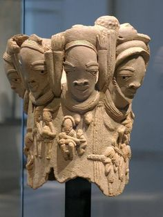Ancient Nok Culture. Named after the area in Nigeria (West Africa), in which artifacts of their culture were first discovered, the Nok civilization flourished within the period 1000 BC - 500 AD.