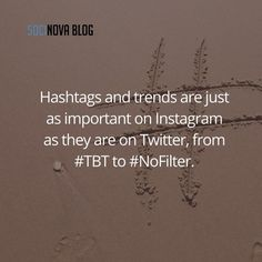 Before creating your Ad on Instagram or content schedule, research about the latest trends and hashtags and try to incorporate them into your content. This will help you in getting more engagement.