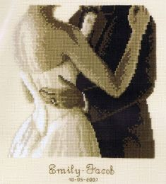 free crossstitch pattern �wedding� crossstitch club