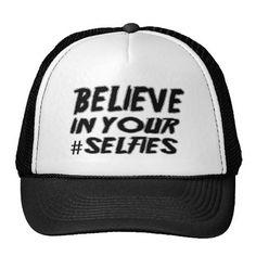 Selfies Hat