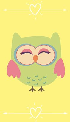 Find more awesome freetoedit images on PicsArt. Owl Wallpaper Iphone, Cute Owls Wallpaper, Iphone Background Wallpaper, Apple Wallpaper, Cellphone Wallpaper, Positive Wallpapers, Owl Clip Art, Montessori Art, Unicorn Pictures