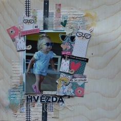 scrapbooking layout, mixed media Mixed Media, Scrapbooking, Layout, Frame, Girls, Home Decor, Picture Frame, Toddler Girls, Decoration Home