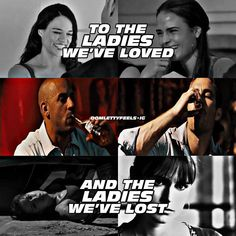 Instagram Photo by тнe тoreттo'ѕ ❦ (@domlettyfeels) | WEBSTAGRAM Fast And Furious, The Furious, Movie Stars, Movie Tv, Fast Fridays, Dom And Letty, How To Be Single Movie, Filmy Quotes, Dominic Toretto