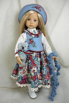 FloraBunda for Effner's Little Darling