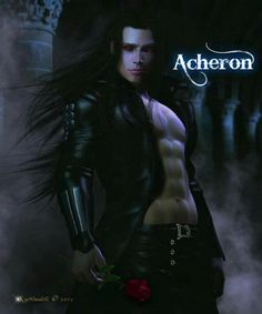 Acheron. Great book.