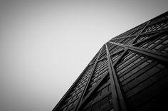John Hancock Center, Chicargo. by Yves ANDRE, via Flickr