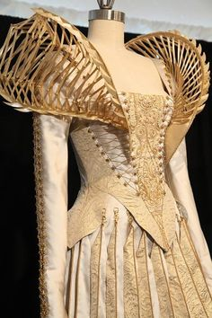 Colleen Atwood- worn by Charlize Theron in Snow White and the Huntsman