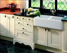 Image detail for -... the Edwardian kitchen in the Avant Garde style by Stoneham Kitchens