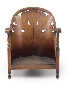 CHAIR - Art Nouveau