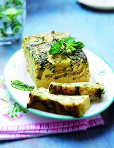 Facile à préparer à l'avance, ce flan très frais est parfait à emporter pour une pause déjeuner saine et économique. Les œufs, qui sont la base de cette recette, sont une source de