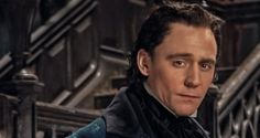 From the set of Guillermo del Toro's gothic horror film Crimson Peak, Tom Hiddleston talks progressing from romance to kink, replacing Cumberbatch, and Crimson Peak Movie, Tom Hiddleston Crimson Peak, Thomas Sharpe, Falling In Love With Him, Toms, Kinky, Interview, Faces, Romance