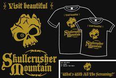 Skullcrusher Mountain Shirt