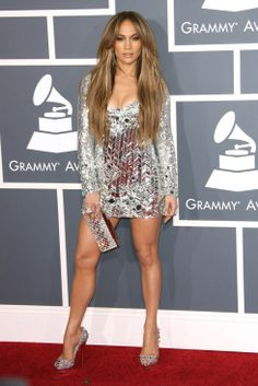 J LO in pucci