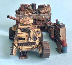 Fallout 4 Settlement Ideas, Post Apocalyptic, Tabletop, Monster Trucks, Scenery, Miniatures, War, Models, Future