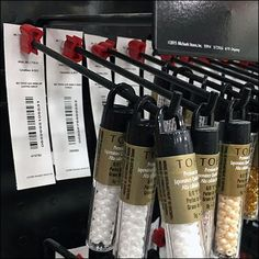 Gravity Feed Ganged Hook Display Details – Fixtures Close Up Bead Crafts, Decor Crafts, Wine Rack, Close Up, Hooks, Retail, Display, Billboard, Decorative Crafts