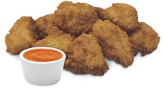 Chic-fil-A nuggets to die for!!!!!