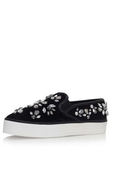 Photo 1 of **Flat Slip On Trainers by Carvela