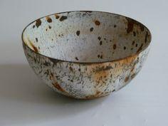 """artpropelled: """"vitreous enamel vessels (by Helen Carnac) """""""