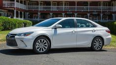 2017 Toyota Camry SE Silver