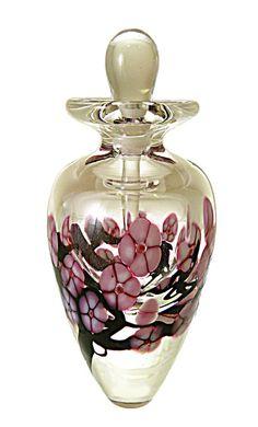 Robert Held cherry-blossom-perfume-bottle