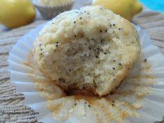 lemon poppy seed muffin recipe..  The random crafter