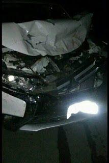 NONATO NOTÍCIAS: Acidente na BR 235 em Uauá deixa um animal morto e...