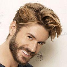 Blonde Male Haircuts