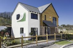 Westcombe- 4 bedroom show home, New Home, Lime green and black and grey décor