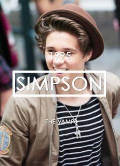 Brad Simpson BORN IN 1995