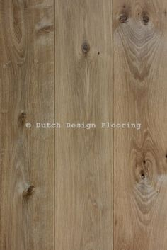 Houten vloeren met basis tinten - Dutch Design FlooringDutch Design Flooring